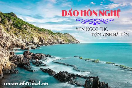 LẠC CHÂN ĐẾN HÒN NGHỆ - ĐẢO NHỎ HOANG SƠ & BÌNH DỊ Ở KIÊNG GIANG!