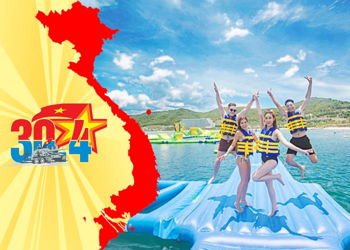 [TOUR LỄ] NHA TRANG 3N3D - KS 4 SAO