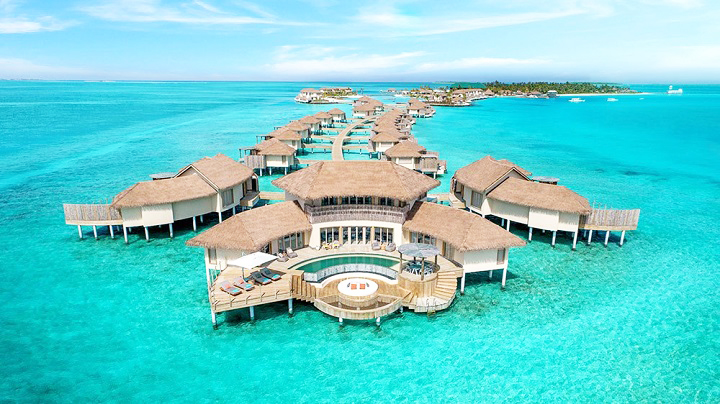 THIÊN ĐƯỜNG BIỂN MALDIVES
